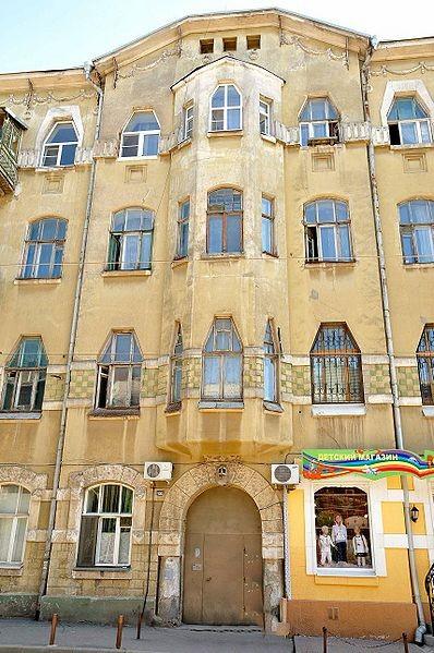 Доходный дом Александра Келле-Шагинова