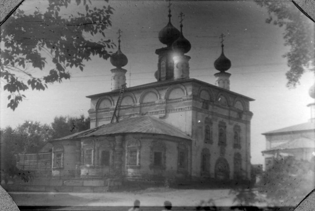 Храм Спаса Нерукотворного в Соликамске