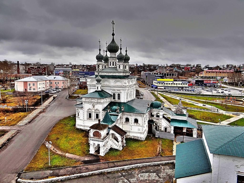 Троицкий Собор в Соликамске