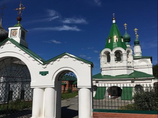 Спасо-Преображенский кафедральный собор в Соликамске