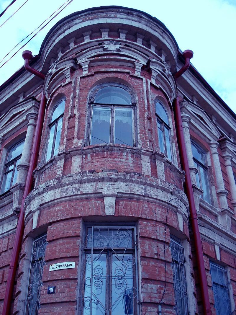 Доходный дом Николая Елпидифоровича Парамонова