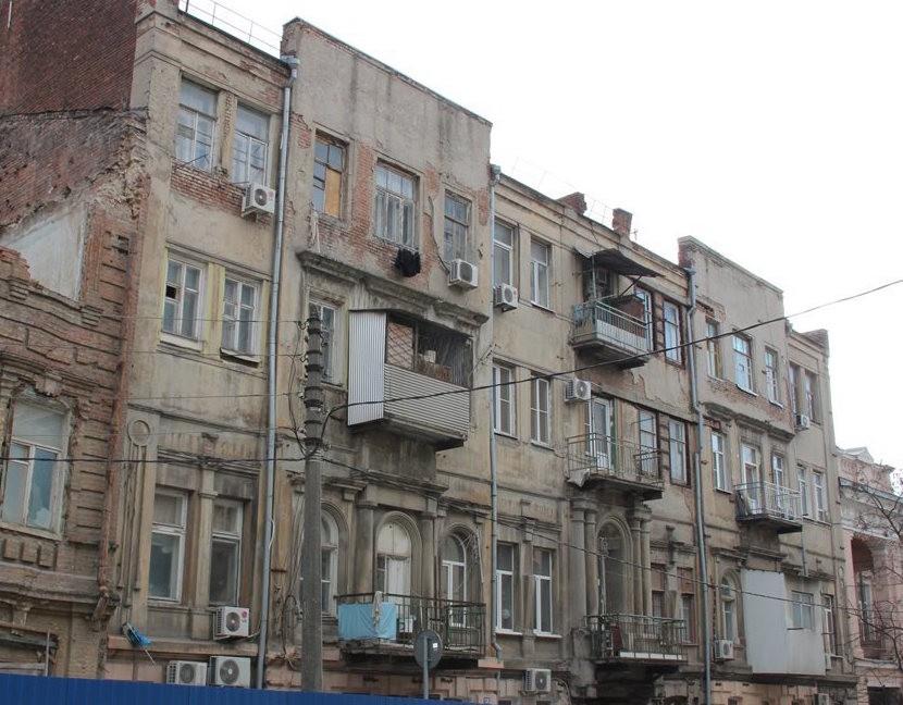 Доходный дом братьев Парамоновых (сыновей Ивана Парамонова)
