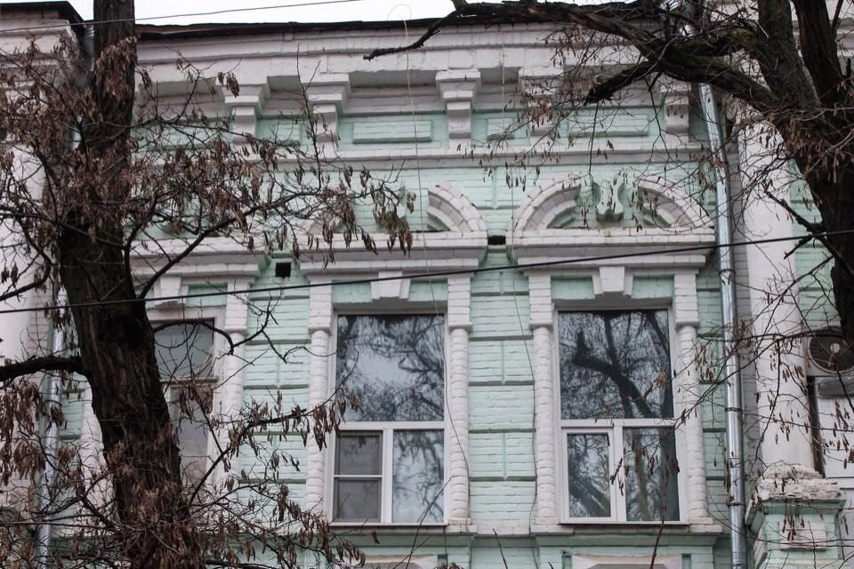 Доходный дом семьи Эрберг