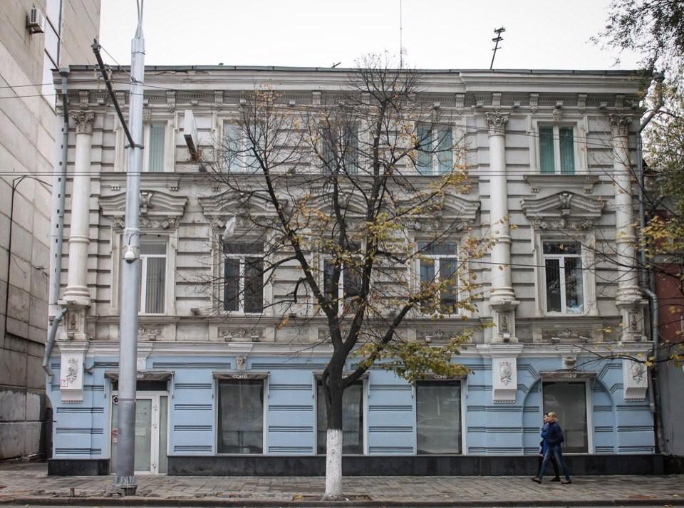 Доходный дом купца Г.Х. Чалхушьяна