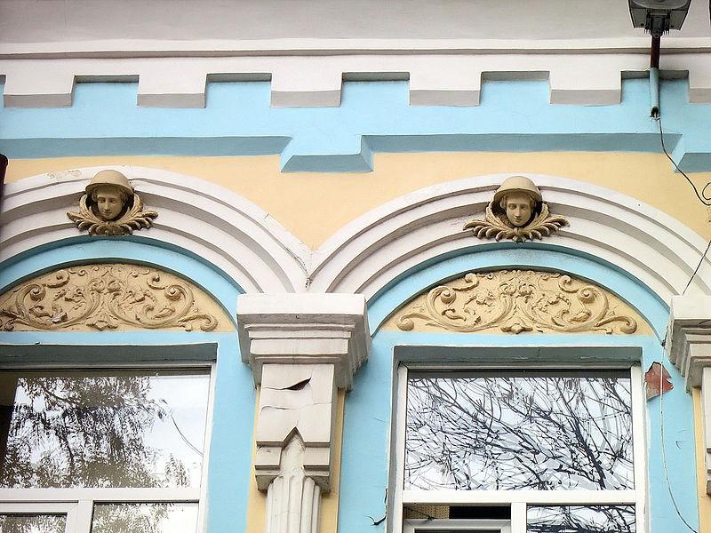 Доходный дом И.М.Шапошникова