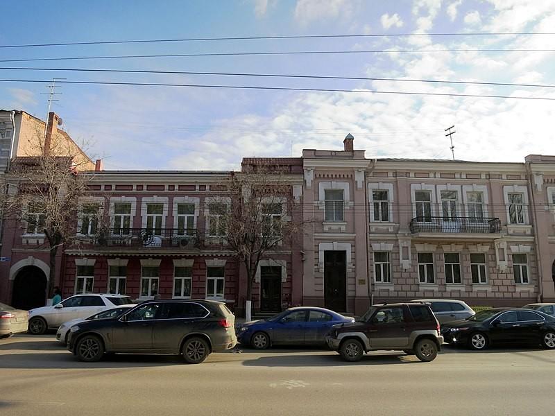 Жилой дом купца М.М. Замфирова