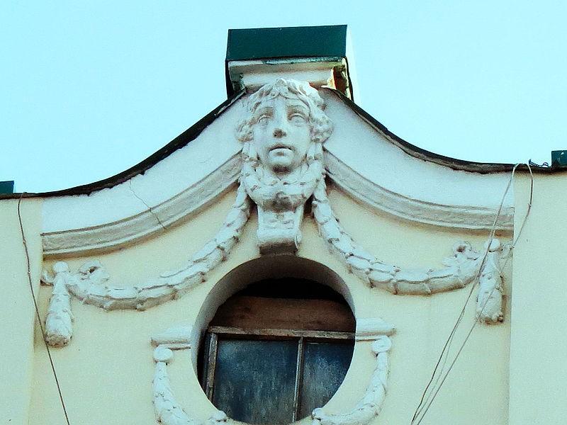 Доходный дом ростовского купца Михаила Кулакова