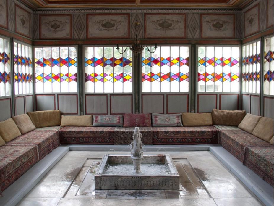 Бахчисарайский ханский дворец