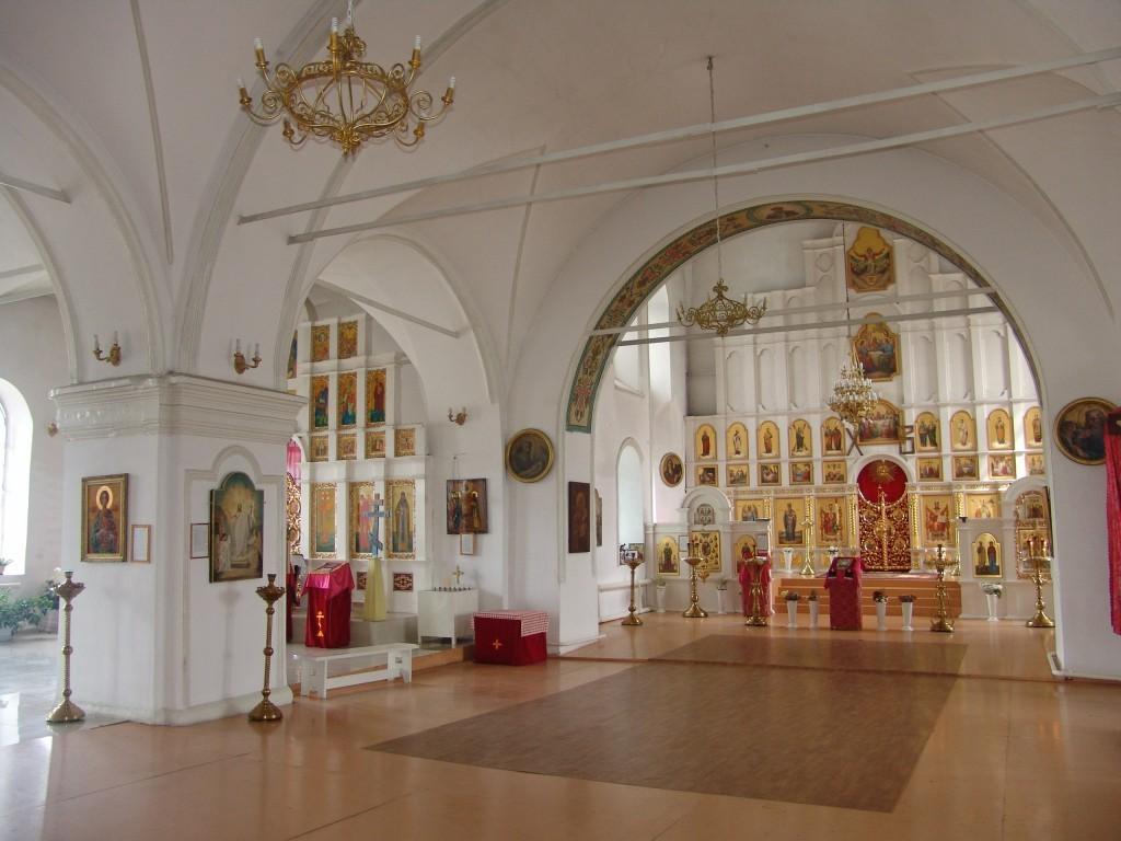 Храм Николая Чудотворца в Кыласово