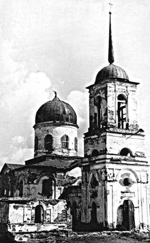 Петровское. Церковь Благовещения Пресвятой Богородицы