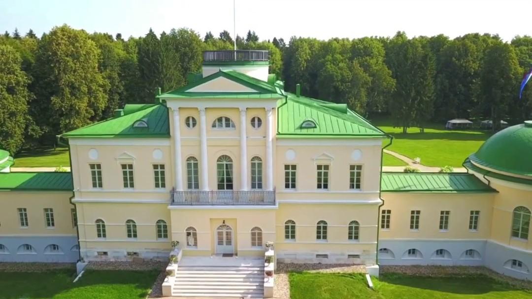 Усадьба Степановское-Волосово