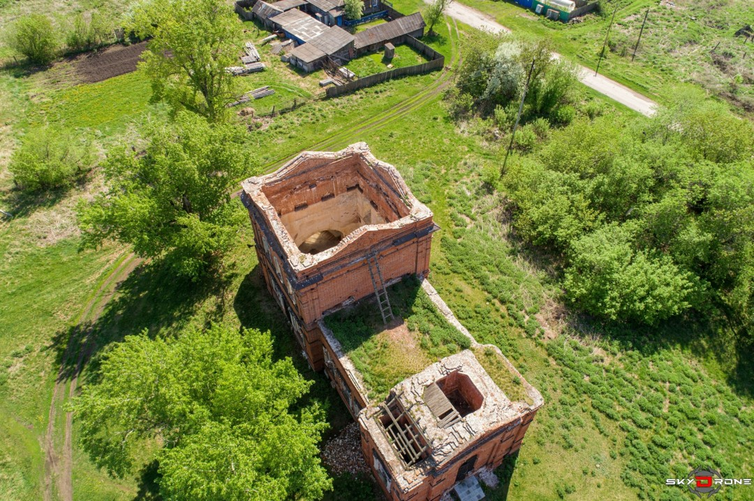 Мендерское. Церковь Сорока мучеников Севастийских