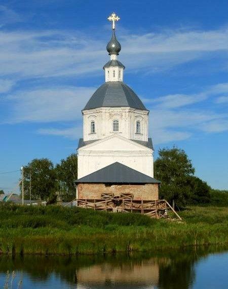 Церковь Василия Великого в Кистыше