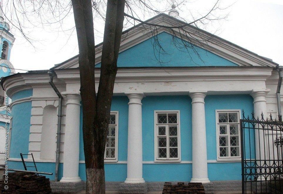 Церковь Успения Пресвятой Богородицы с Полонища