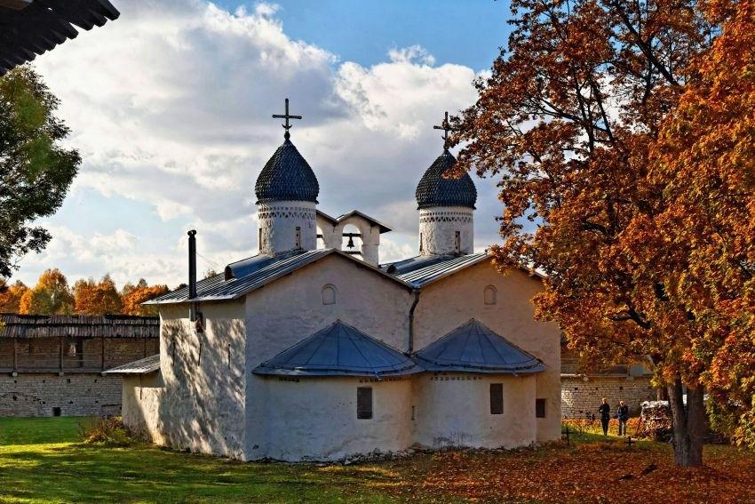 Церковь Покрова и Рождества Пресвятой Богородицы от Пролома