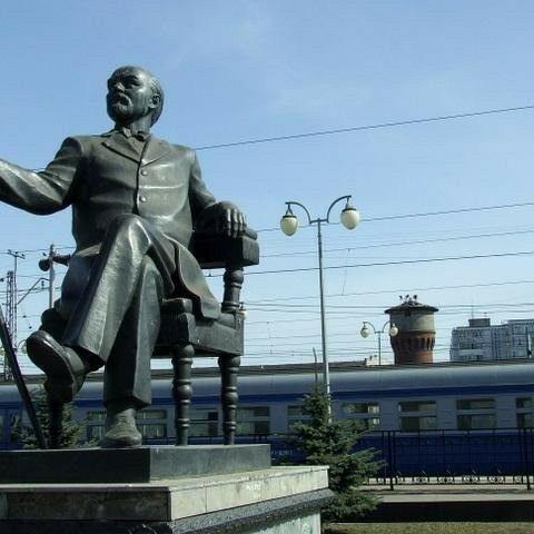 Памятник С.И. Мамонтову