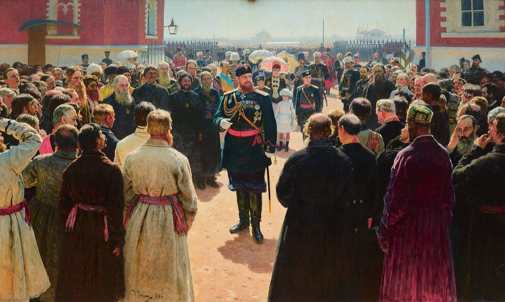 Неизвестный Александр III