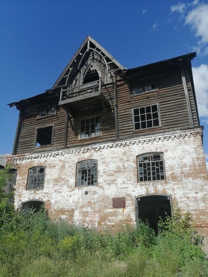 Старая мельница (село Первокрасное)