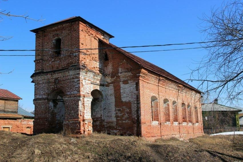 Церковь Бориса и Глеба в Ростове Великом