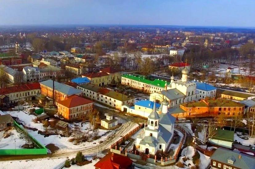 Рождественский женский монастырь в Ростове Великом