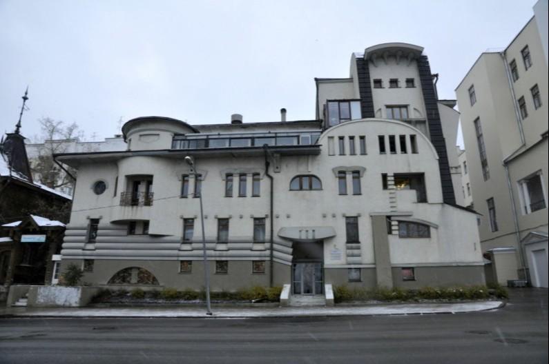 """Дом """"Муха"""" в Самаре"""