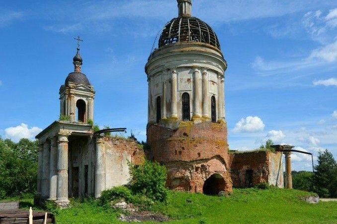 Церковь Леонтия, епископа Ростовского, на Заровье
