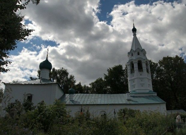 Церковь Параскевы Пятницы на Туговой горе