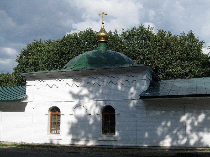 Церковь Владимира Равноапостольного при соборе иконы Божией Матери Феодоровская