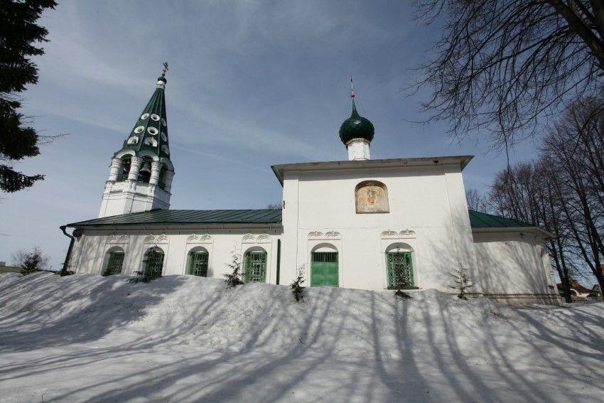 Церковь Николая Чудотворца Пенская