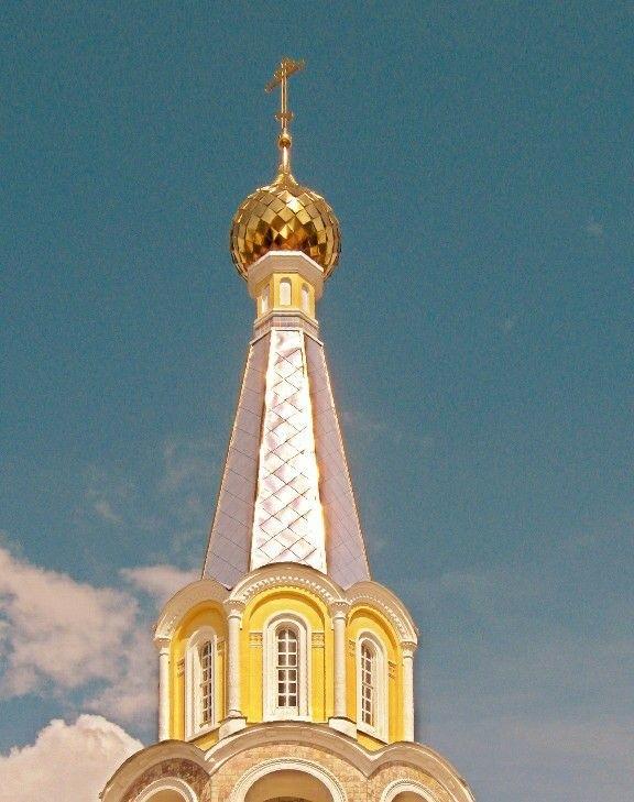 Церковь Иоанна Постника Николо-Меленского прихода