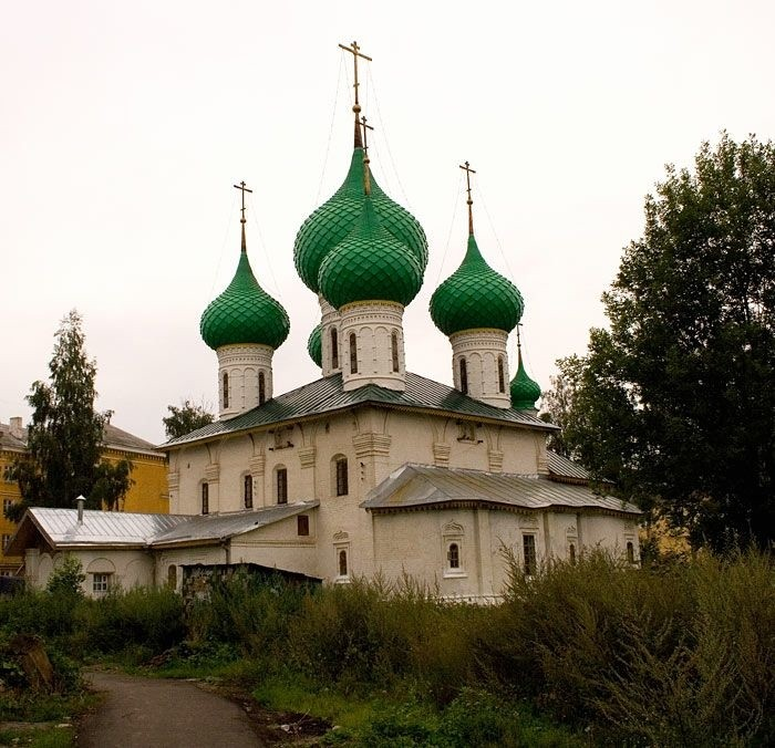 Церковь Николая Чудотворца Николо-Меленского прихода