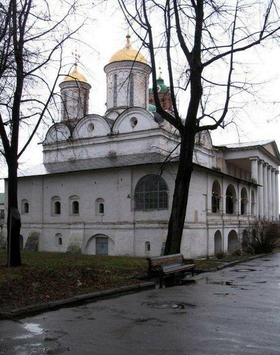 Собор Преображения Господня в Спасо-Преображенском монастыре Ярославля