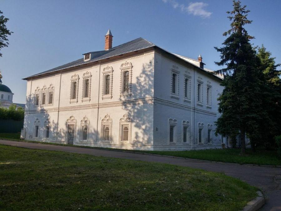 Ярославский художественный музей Митрополичьи палаты в Ярославле