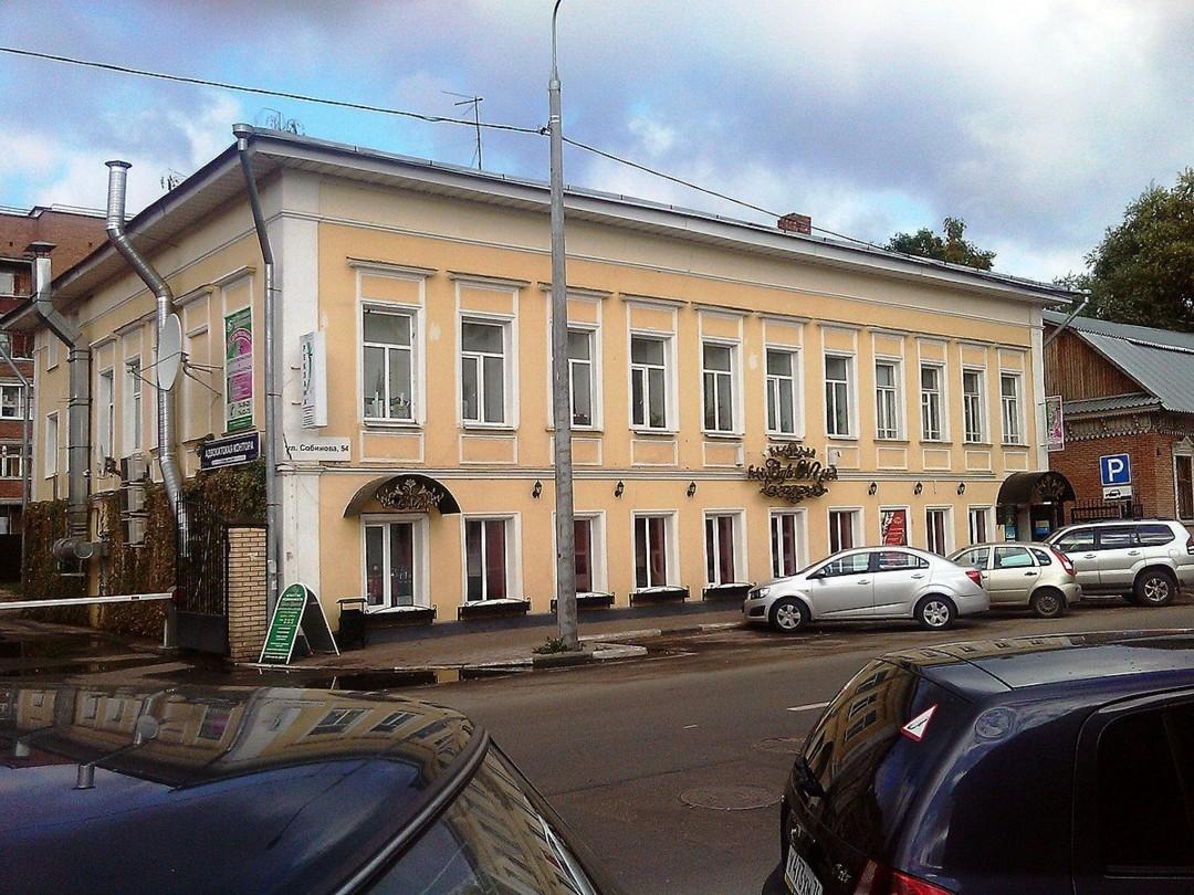 Дом Дворянского собрания в Ярославле