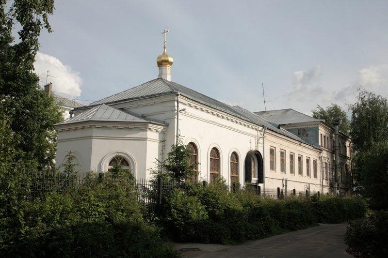 Сретенская церковь в Ярославле