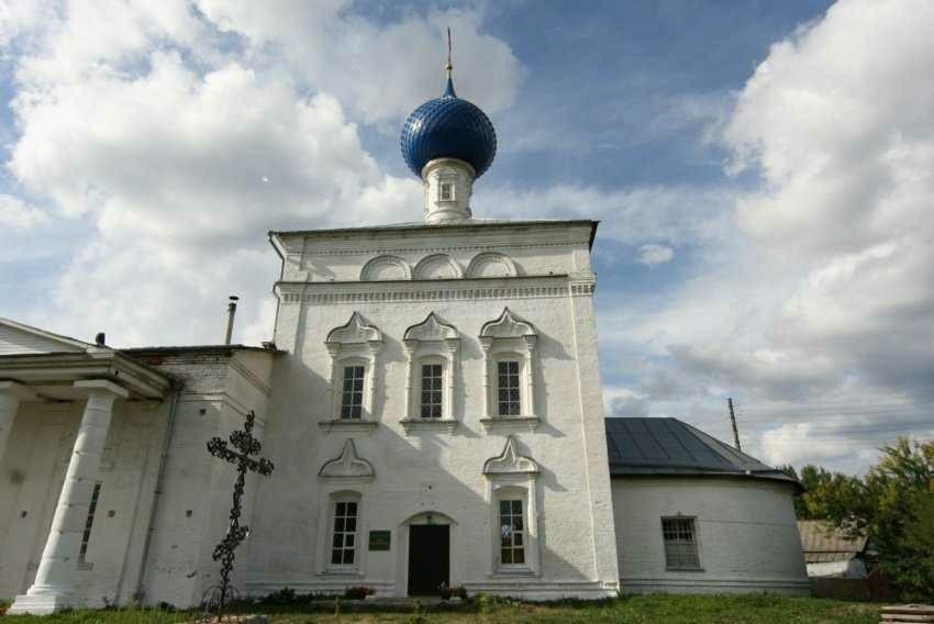 Церковь Рождества Пресвятой Богородицы в Туношне