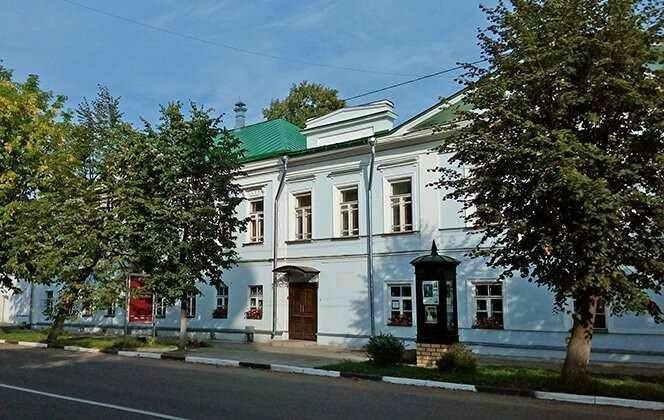 Музей ростовского купечества в Ростове Великом