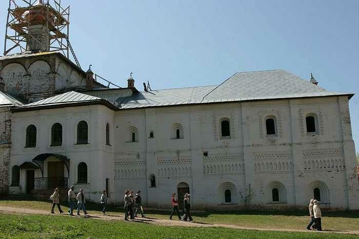 Церковь Благовещения Пресвятой Богородицы в Борисоглебском монастыре