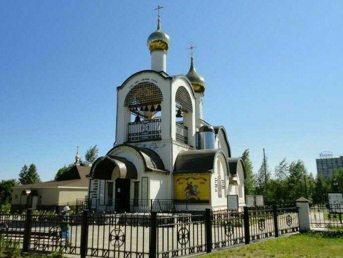 Церковь Георгия Победоносца в Переславле-Залесском