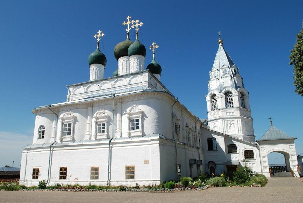 Свято-Никитский мужской монастырь в Переславле-Залесском