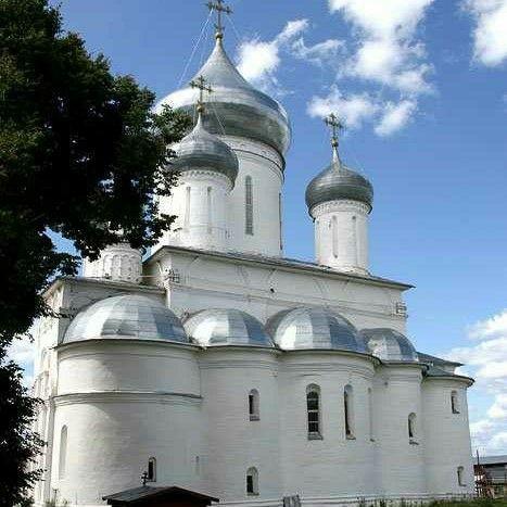 Собор Никиты Великомученика Никитского монастыря в Переславле-Залесском