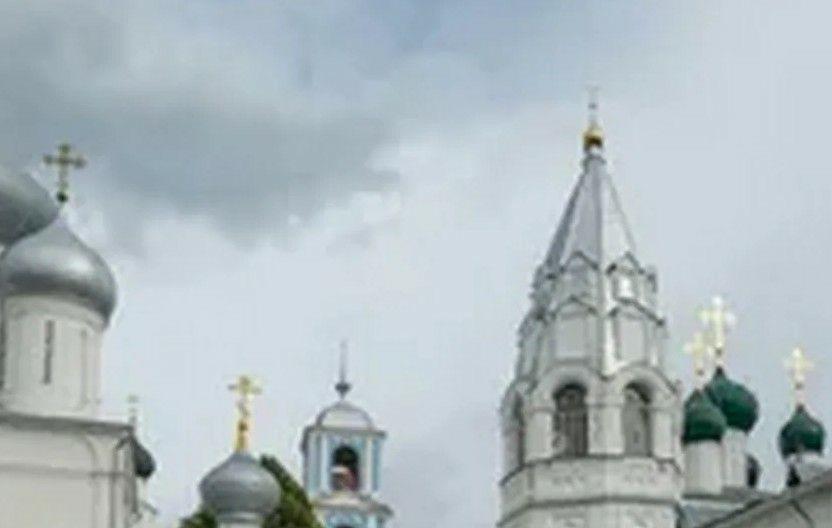 Часовня-столп Святого Никиты Никитского монастыря в Переславле-Залесском