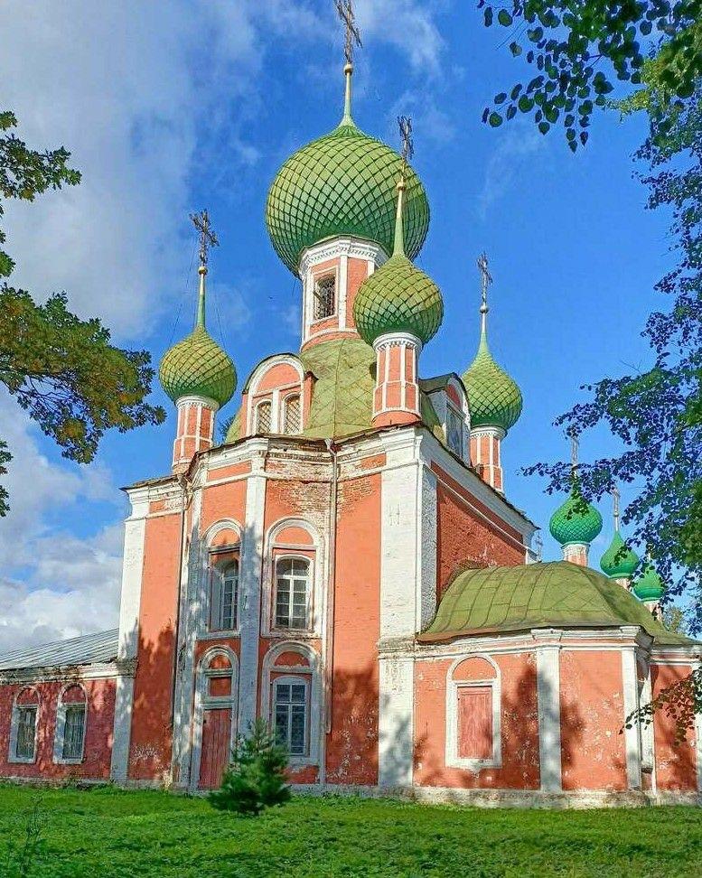 Собор Владимирской иконы Божией Матери в Переславле-Залесском