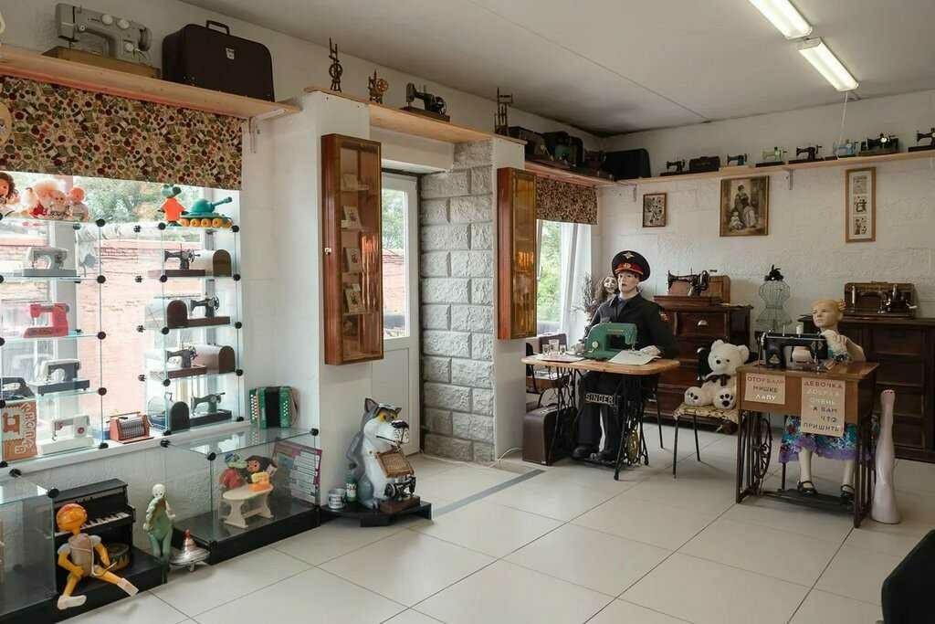 Музей швейных машин в Переславле-Залесском