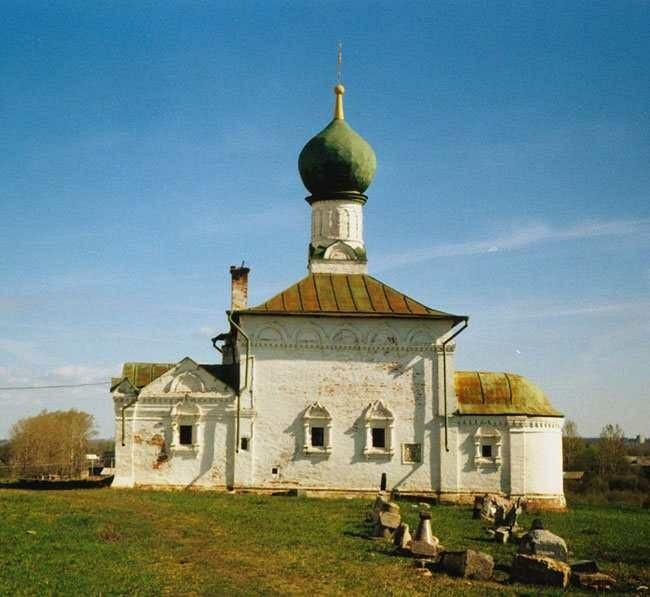 Троицкий Данилов мужской монастырь в Переславле-Залесском