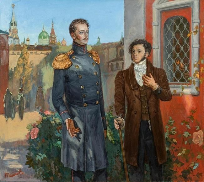 Рыцарь на русском троне, неизвестная правда о Николае I
