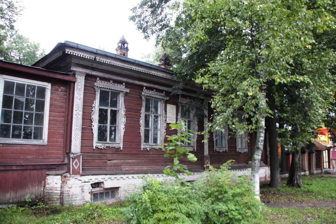 Особняк Д.Н. Кардовского в Переславле-Залесском