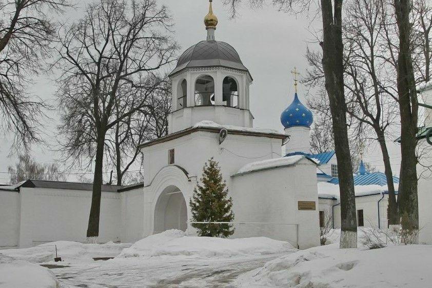 Феодоровский женский монастырь в Переславле-Залесском
