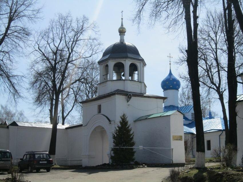 Часовня Феодора Стратилата Феодоровского женского монастыря в Переславле-Залесском