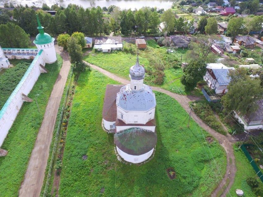 Церковь Преображения господня в Свято-Успенском женском монастыре в Александрове